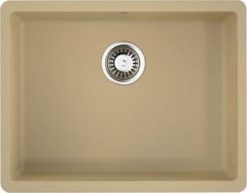 Кухонная мойка OMOIKIRI Kata 54-U-MA Artgranit/марципан (4993405) кухонная мойка omoikiri kata 40 u gr artgranit leningrad grey 4993397