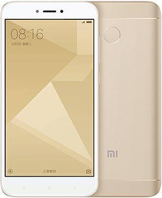 все цены на Мобильный телефон Xiaomi Redmi 4X 32 Gb+3Gb золотистый онлайн