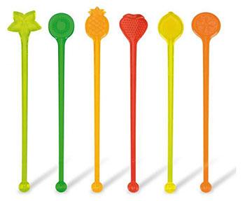 Палочки для смешивания коктейлей Tescoma myDRINK 6шт 308840 пробка для шампанского tescoma mydrink 8 х 5 5 см
