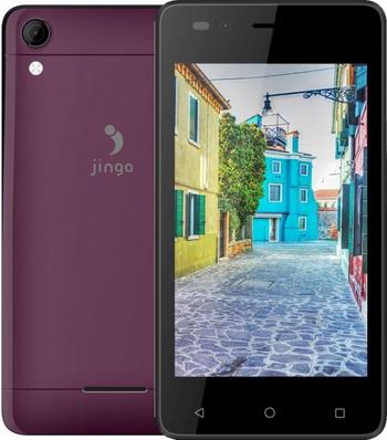Мобильный телефон Jinga A 400 Пурпурный