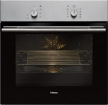 Встраиваемый электрический духовой шкаф Hansa BOEI 68012 Scandium встраиваемый электрический духовой шкаф hansa boei62030030