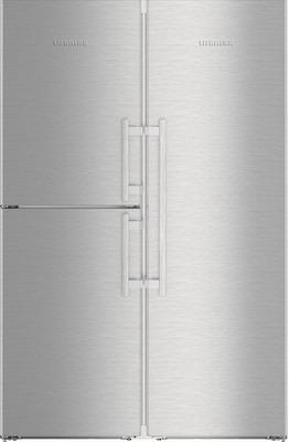 Холодильник Side by Side Liebherr SBSes 8473 (SBNes 4265 + SKPes 4350) liebherr sbses 7401