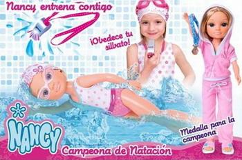 Кукла Famosa Нэнси - Чемпионка 700009519 famosa нэнси чемпионка