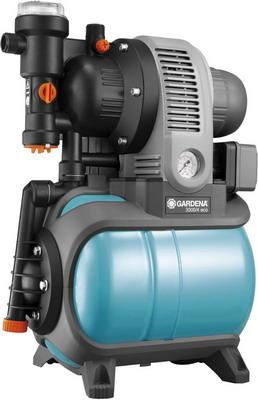 Насос Gardena 3000/4 Classic Eco 01753-20 автоматическая станция бытового водоснабжения gardena 3000 4 classic eco 01753 20 000 00
