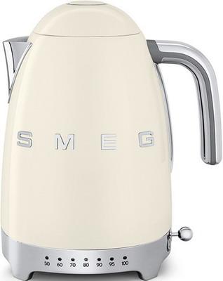 Чайник электрический Smeg KLF 04 CREU кремовый чайник smeg klf02bleu
