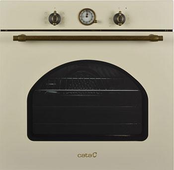 Встраиваемый электрический духовой шкаф Cata MRA 7108 IV бежевый встраиваемый духовой шкаф midea emr902gb iv бежевый