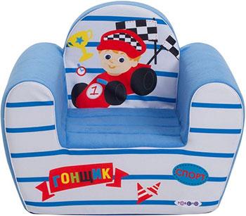 Игровое кресло Paremo серии ''Экшен'' Гонщик PCR 317-12 мягкие кресла paremo детское кресло экшен мореплаватель