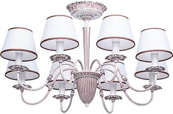 Люстра потолочная MW-light Августина 419011108 8*40 W Е14 220 V itech celb 22nl w для 13 37 белый