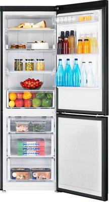 Двухкамерный холодильник Samsung RB 33 J 3420 BC холодильник samsung rb 33 j3420bc