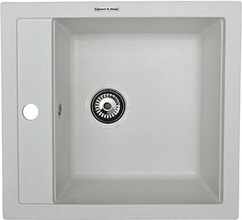 Кухонная мойка Zigmund amp Shtain PLATZ 560  млечный путь кухонная мойка ukinox stm 800 600 20 6