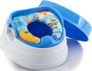 Горшок + сиденья для унитаза + подставка Baby Care от Холодильник