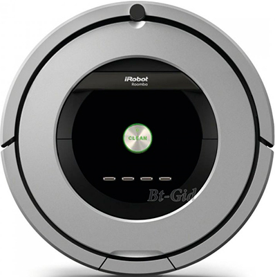 Робот-пылесос iRobot Roomba 886 iso sound auditory mediation model acoustoelectric control human hearing model