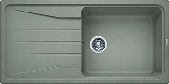 Кухонная мойка BLANCO SONA XL 6S SILGRANIT серый беж  цена и фото
