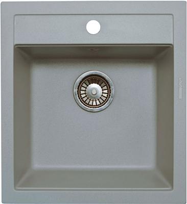 Кухонная мойка LAVA Q.1 (SCANDIC серый ) кухонная мойка lava q 1 scandic серый
