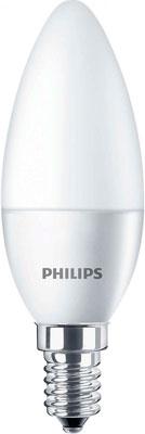Лампа Philips CorePro candle ND 4-25 W E 14 840 B 35 FR линейная люминесцентная лампа philips tld 18w 865 840 830 t8