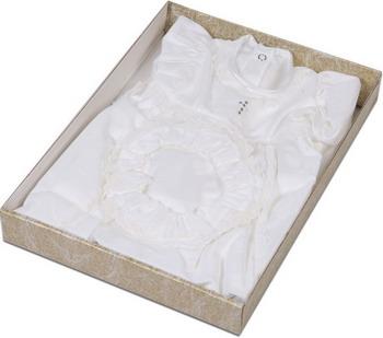 Крестильный набор Ifratti Девочка белый цена