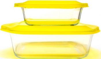Форма для выпечки Frybest 2p-set-Yellow