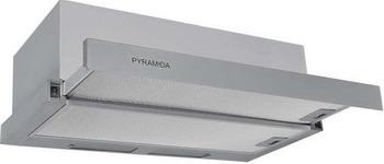 Встраиваемая вытяжка Pyramida TL 60 IX вытяжка встраиваемая в шкаф 60 см pyramida tl 60 slim br