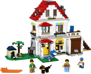 Конструктор Lego Creator: Загородный дом 31069 контроллер dmx showtec creator compact