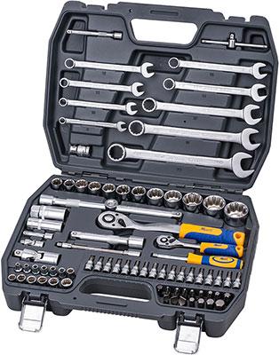 Набор инструментов для автомобиля Kraft KT 700681