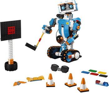 Конструктор Lego Boost: Набор для конструирования и программирования 17101