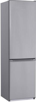Двухкамерный холодильник Норд NRB 110 332 серебристый металлик