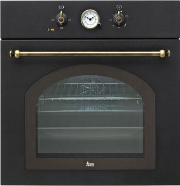 Встраиваемый газовый духовой шкаф Teka HGR 650 ANTHRACITE встраиваемый газовый духовой шкаф teka hgr 650 anthracite