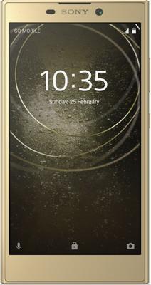 Мобильный телефон Sony Xperia L2 золотистый мобильный телефон sony xperia z1 compact d5503