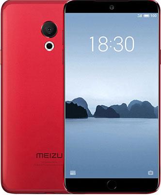 Мобильный телефон Meizu 15 Lite 32 Gb красный мобильный телефон zte nubia m2 lite 32 gb золотистый