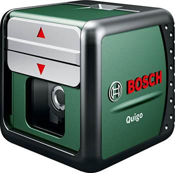 Лазерный нивелир Bosch Quigo III (металл. коробка) 0603663521 цены