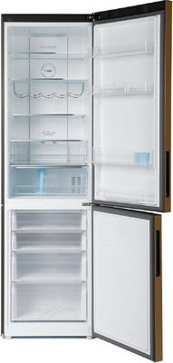 Двухкамерный холодильник Haier C2F 737 CLBG холодильник haier c2f636cfrg