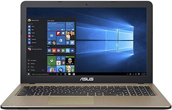 Ноутбук ASUS X 540 NA-GQ 008 (90 NB0HG1-M 00790) Black zhishunjia b t40b led 720lm 5 mode zooming flashlight black 1 x 18650