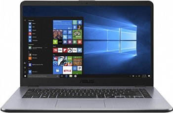 Ноутбук ASUS X 505 BA-EJ 151 (90 NB0G 12-M 02540) серый