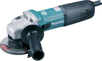 Угловая шлифовальная машина (болгарка) Makita GA 4540 шлифовальная машина makita ga 5021c