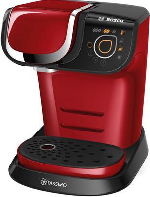 Кофемашина капсульная Bosch Tassimo TAS 6003 My way кофеварка bosch tas 1402 1403 1404 1407 tassimo