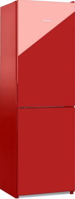 Двухкамерный холодильник Норд NRG 119 842 красное стекло двухкамерный холодильник норд drf 119 esp a