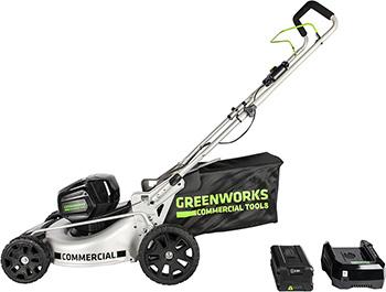 Колесная газонокосилка Greenworks GC 82 LM 46 K5 2502407 UB