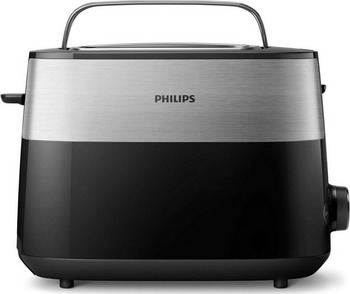 Тостер Philips HD 2516/90 Daily Collection бутербродница philips hd 2392 00 daily collection белая