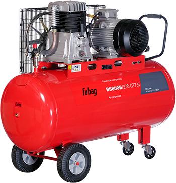 Компрессор FUBAG B 6800 B/270 45681595 компрессор поршневой fubag b6800b 270 ст7 5