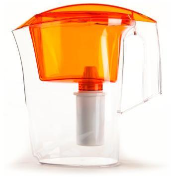 Система фильтрации воды Гейзер Дельфин оранж (62035)