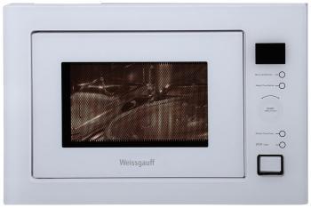 Встраиваемая микроволновая печь СВЧ Weissgauff HMT-552 встраиваемая микроволновая печь weissgauff hmt 203