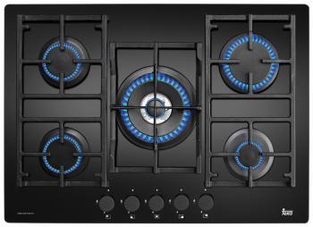 Встраиваемая газовая варочная панель Teka CGW LUX 70 5G AI AL TR CI NAT кухонная мойка teka classic 1b 1d lux