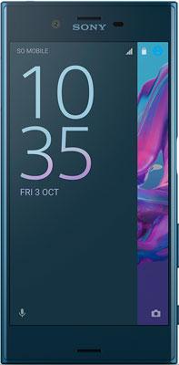 Мобильный телефон Sony Xperia XZ Forest Blue