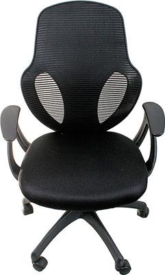 Кресло College H-8880 F Черный кресло college hlc 0601 черный