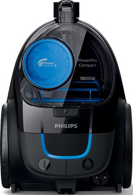 Фото - Пылесос Philips FC 9350/01 PowerPro Compact micro camera compact telephoto camera bag black olive