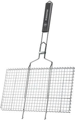 Приспособление для барбекю и шашлыка Forester Решетка-гриль большая решетка гриль rosenberg складной r 440101