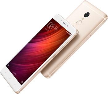 Мобильный телефон Xiaomi Redmi Note 4 32 Gb золотистый мобильный телефон oppo f5 4 32 gb золотистый