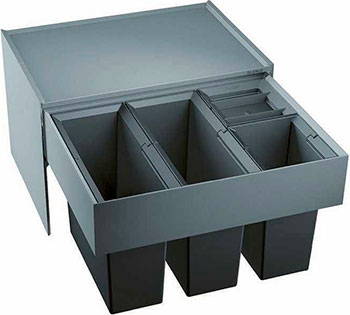 Сортер BLANCO SELECT 60/4 набор питьевой rosenberg цвет прозрачный 7 предметов rgl 795012