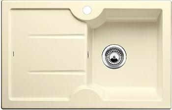 Кухонная мойка BLANCO IDESSA 45 S (чаша справа) КЕРАМИКА жасмин мойка idessa 45 s matte white left 514487 blanco