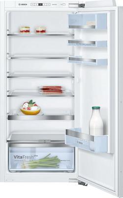 Встраиваемый однокамерный холодильник Bosch KIR 41 AF 20 R встраиваемый морозильник bosch gin 81 ae 20 r